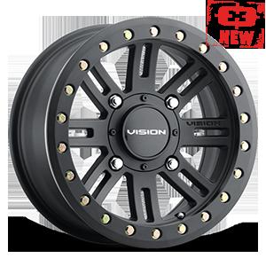Vision ATV 356 Manx 2 4 Satin Black