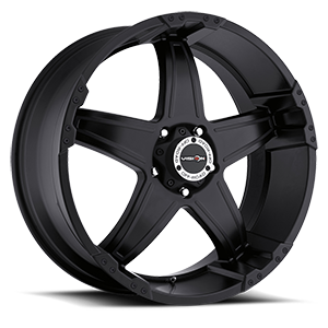 Vision Off Road 395 Wizard 5 Matte Black
