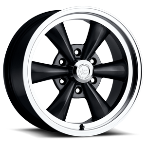 Vision Wheel 141 Legend 6 6 Gloss Black