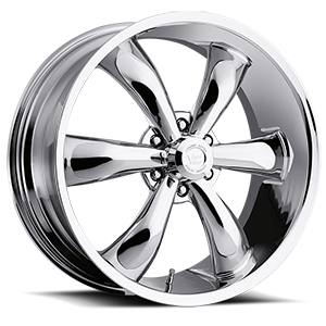 Vision Wheel 142 Legend 6 6 Chrome
