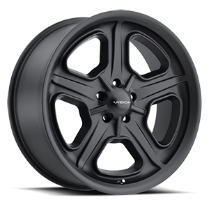 Vision Wheel 147 Daytona 5 Satin Black