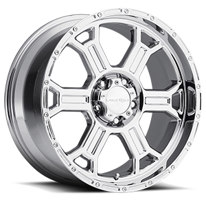 Vision Off Road 372 Raptor 5 Chrome