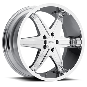 Milanni Wheels 446 Kool Whip 6 5 Chrome
