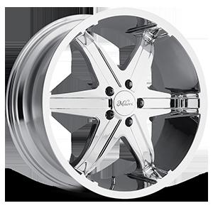 Milanni Wheels 446 Kool Whip 6 5 Chrome