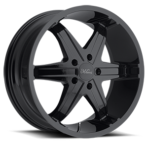 Milanni Wheels 446 Kool Whip 6 5 Gloss Black