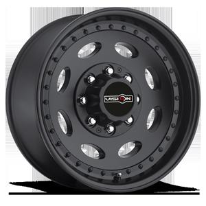 Vision HD Truck/Trailer 81A Heavy Hauler 8 Matte Black