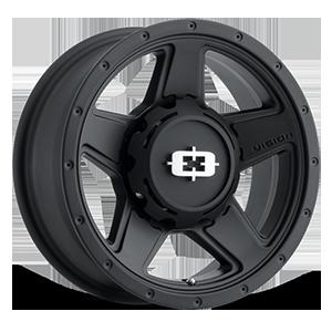 Vision HD Truck/Trailer 390 Empire 5 Satin Black