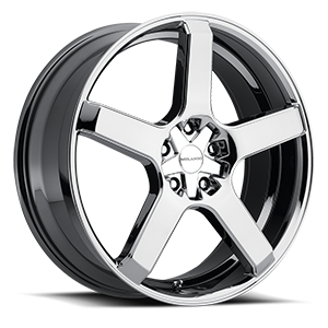 Milanni Wheels 464 VK-1 5 Phantom Chrome