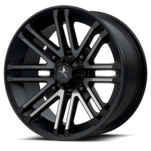M40 Rogue Satin Black with Titanium Tint 4 lug