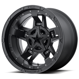 XD Series by KMC XD827 RS3 5 Matte Black