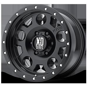 XD126 Enduro Pro Satin Black 6 lug
