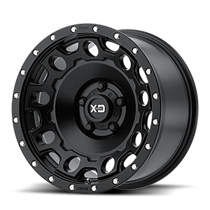 XD129 Holeshot Satin Black 5 lug