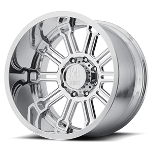XD Series by KMC XD402 Syndicate 8 High Luster Polished