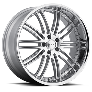 XIX Exotic Alloys X23 5 Silver Machined