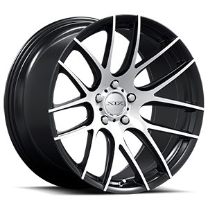 XIX Exotic Alloys XF43 5 Black with Machined Face