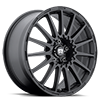 5 LUG MR119 RALLY CROSS S SATIN BLACK W/ CLEAR COAT