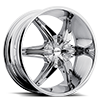 6 LUG HE866 CHROME