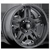 5 LUG AX181 ARTILLERY CAST IRON BLACK