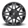 8 LUG AMBUSH - D555 GLOSS BLACK & MILLED