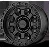 6 LUG AR201 CAST IRON BLACK