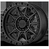 6 LUG AR202 CAST IRON BLACK