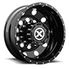 10 LUG AO400HD BAJA - HEAVY DUTY HIGH GLOSS BLACK MILLED