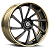 5 LUG CX876 BLACK GOLD