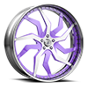 5 LUG FS28 PURPLE