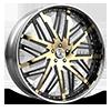 5 LUG FS33 BLACK GOLD