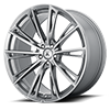 5 LUG ABL-30 SILVER BRUSHED