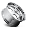 6 LUG BIG BALLER - S222 CHROME