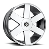6 LUG BALLER 6 - S232 CHROME