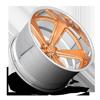 5 LUG BANDIT CONCAVE - U504 TRANS COPPER