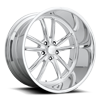 5 LUG BASTILLE 5 - PRECISION SERIES BRUSHED W/ POLISHED LIP