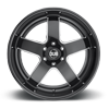 5 LUG BIG BALLER - S223 GLOSS BLACK & MILLED