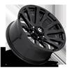 5 LUG BLITZ - D675 GLOSS BLACK