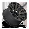 5 LUG BLITZ - D674 16X8 ET1 | MATTE BLACK/MACHINED/DDT