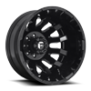 8 LUG BLITZ DUALLY REAR - D675 GLOSS BLACK