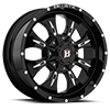 5 LUG 951 DAGGER GLOSS BLACK