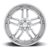 5 LUG C-TEN - U127 CHROME