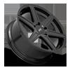 5 LUG CARINA - M237 22X9.5 | GLOSS BLACK