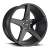 5 LUG CARINI - M185 SATIN BLACK