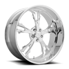 5 LUG CARTEL 5 - PRECISION SERIES POLISHED