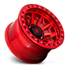 6 LUG COVERT BEADLOCK - D113 CANDY RED