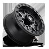 4 LUG MAVERICK - D938 BEADLOCK ( HD RING ) MATTE BLACK & MILLED