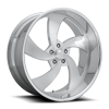 5 LUG DESPERADO 5 - PRECISION SERIES BRUSHED W/ POLISHED LIP