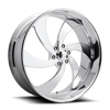 6 LUG DESPERADO 6 - PRECISION SERIES POLISHED
