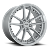 5 LUG DFS - M221 SILVER & MACHINED