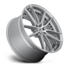 5 LUG DFS - M221 22X10.5 | SILVER & MACHINED