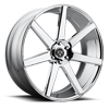 6 LUG FUTURE - S126 CHROME